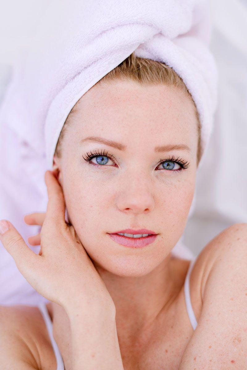 Curso de higiene facial